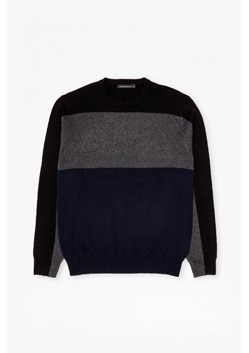 Branco Vhari Colour Block Jumper