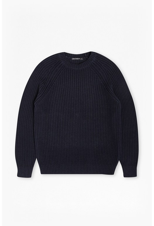 Chunky Ribbed Knit