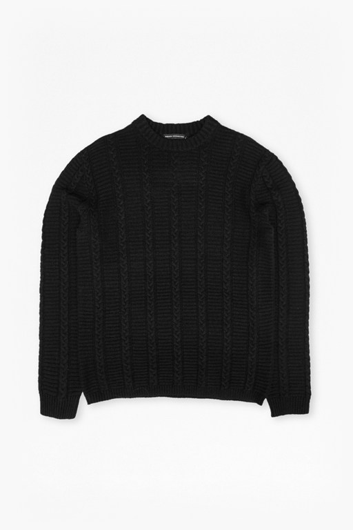 Magma Cable Knit Jumper