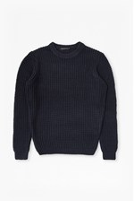 Looks Great With Waffle Stitch Knits Jumper