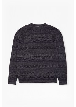 Rocker Fair Isle Knit Jumper