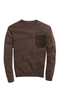 Harvest Wool Crew Jumper