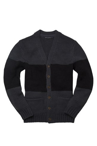 Galloway Rope Knit Cardi