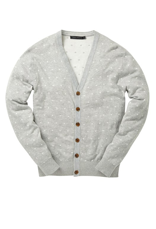 Pacific Dot Cardigan