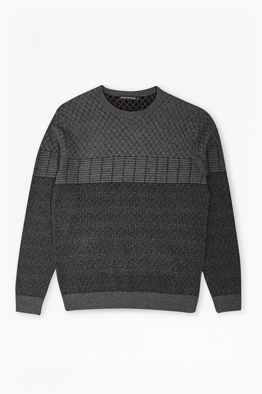 Complete the Look Arua Relief Knits Jumper