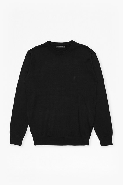 12G Crew Neck Jumper