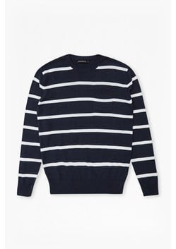 12G Crew Stripe Jumper