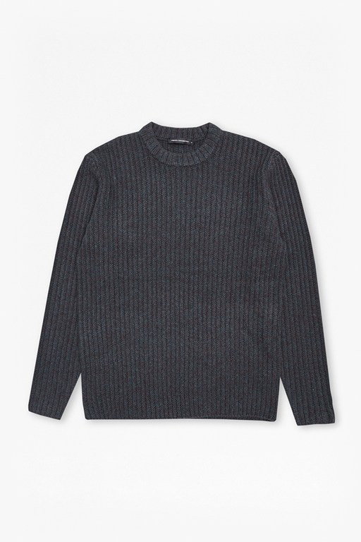 Complete the Look Geodes Knit Fisherman Jumper