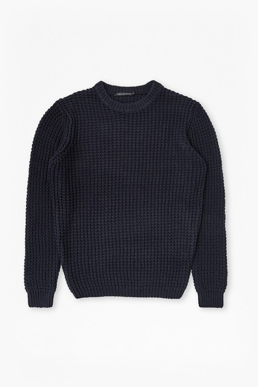 Complete the Look Waffle Stitch Knits Jumper