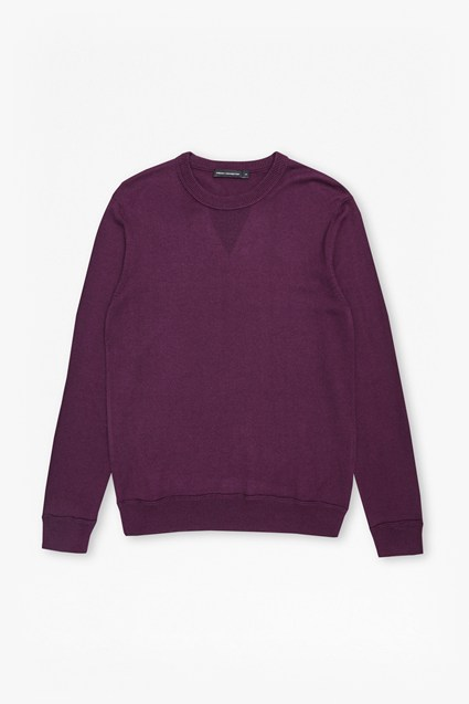 Winter Linked Rib Jumper