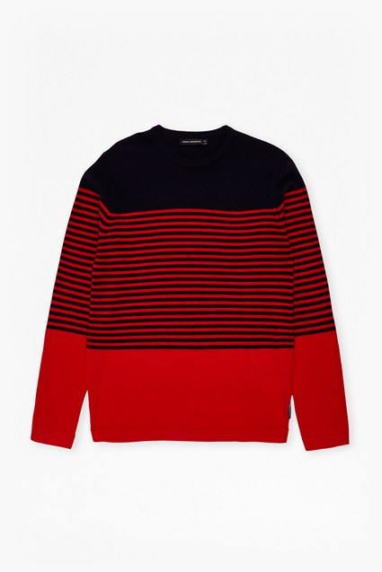 Turner Stripe Knit Sweater