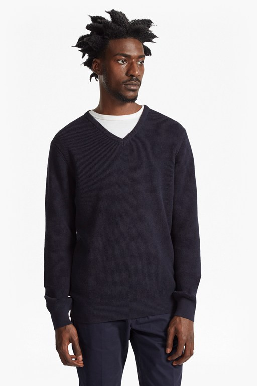 Complete the Look Encore Knits V Neck Jumper