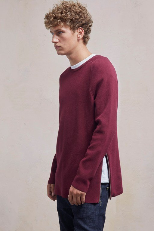 lakra knit crew neck jumper