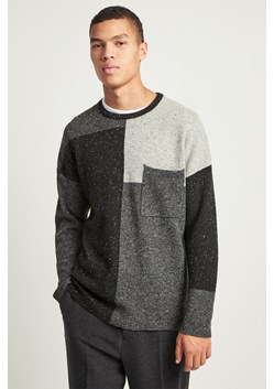 Patchwork Donegal Knit Jumper