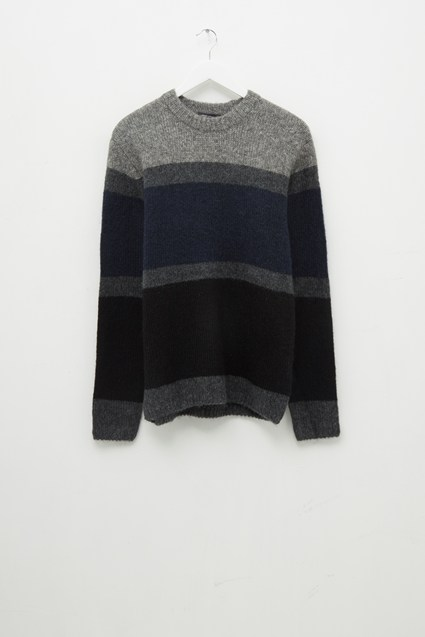 Supersoft Mohair Stripe Jumper