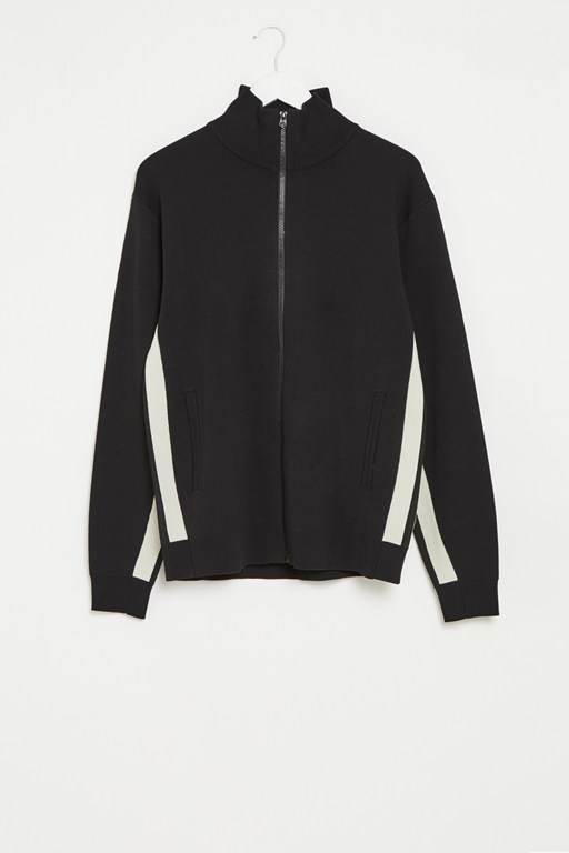 Complete the Look Lakra Knit Full Zip Jumper