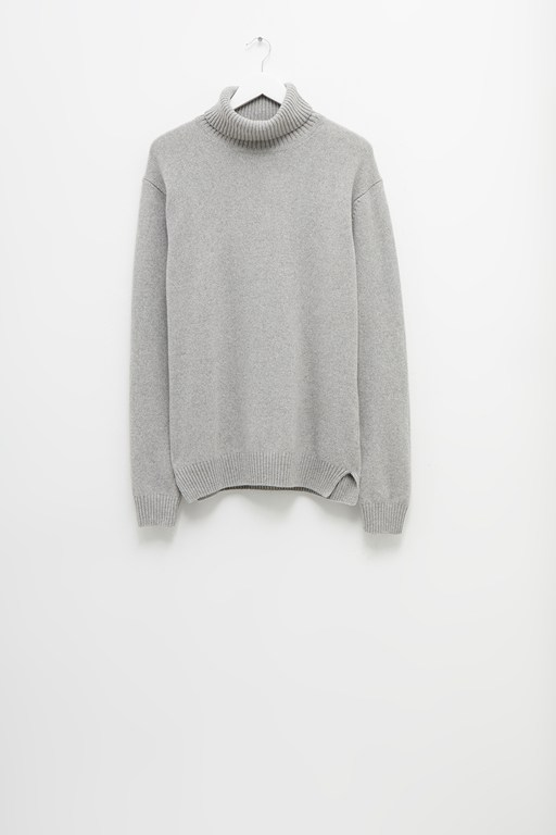 Complete the Look Cashmere Roll Neck Jumper