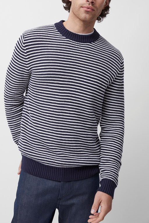 classic striped jumper