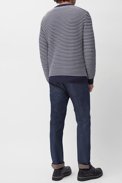 Complete the Look Classic Striped Jumper
