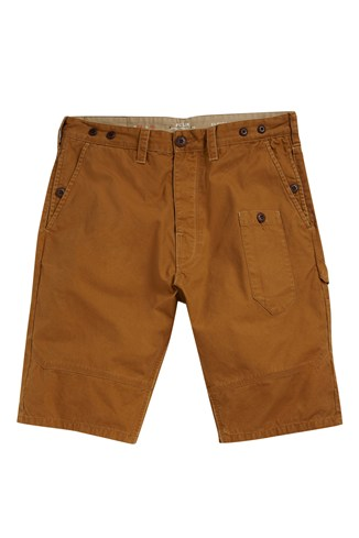 Cochise Cotton Shorts