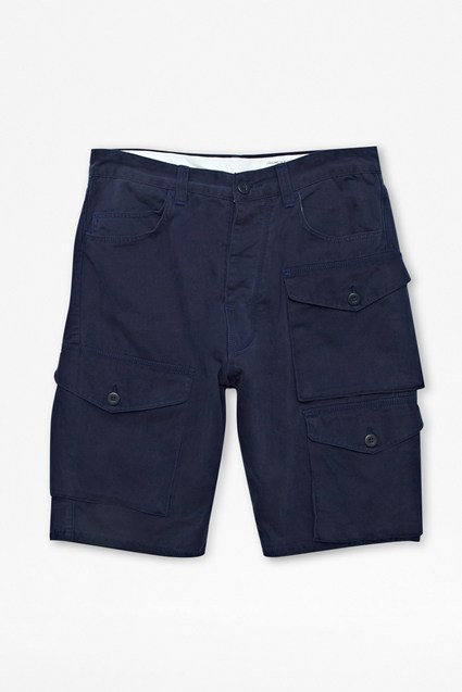 Supersoft Army Shorts