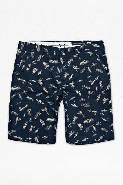 Jets Sons Peach Pie Kent Shorts