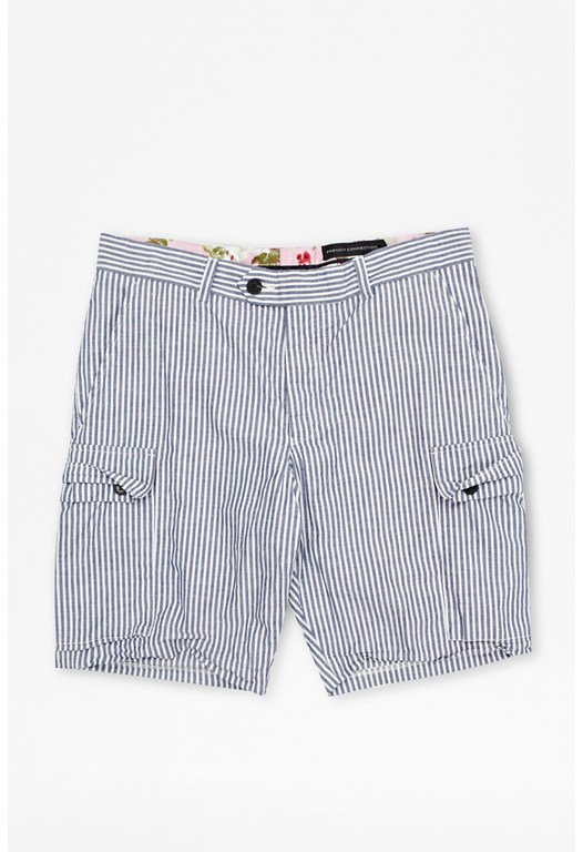 Sea Legs Striped Shorts