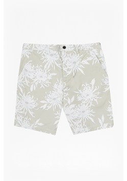 Cosmic Chrysanthemum Printed Shorts