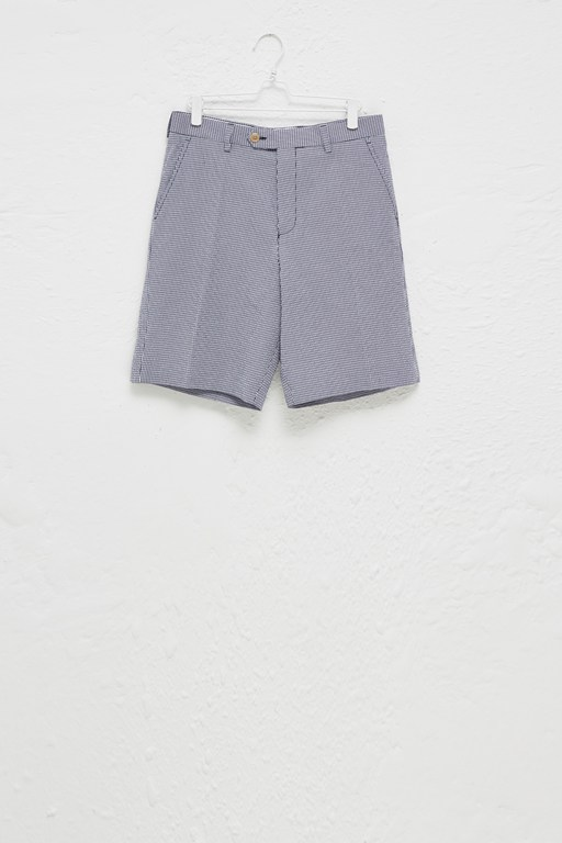 Complete the Look Seersucker Suiting Shorts