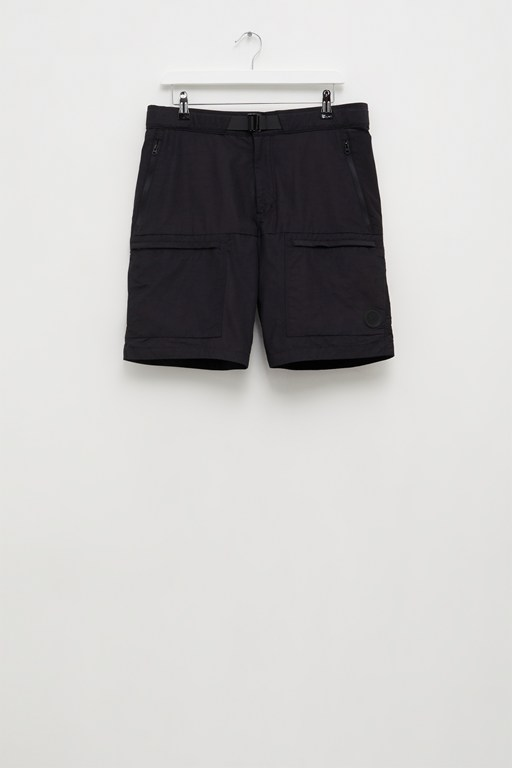 Complete the Look Peached Cotton Nylon Shorts