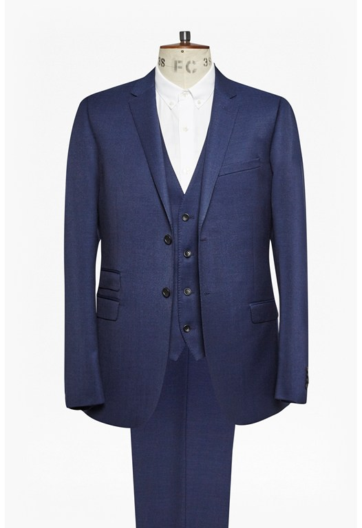 MB Three Piece Suit