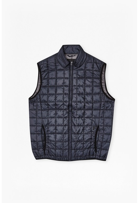 Town And City Plain Gilet