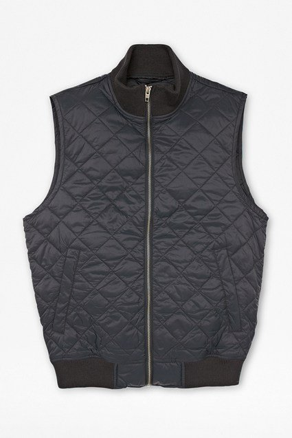 Marine Quilted Gilet