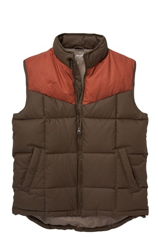 Windfall Mixed Gilet