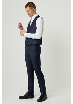 Puppytooth Suit Waistcoat