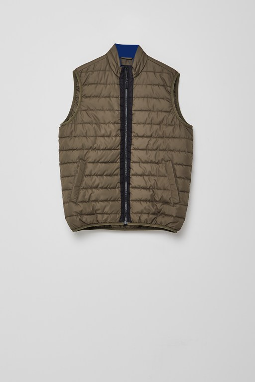 winter polyester gilet