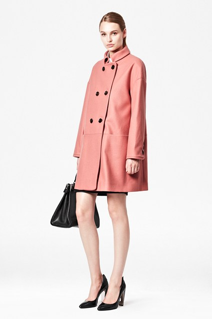 Glorious Wool Oversized Coat