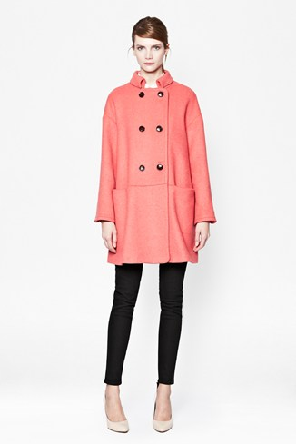 Glorious Wool-Blend Coat