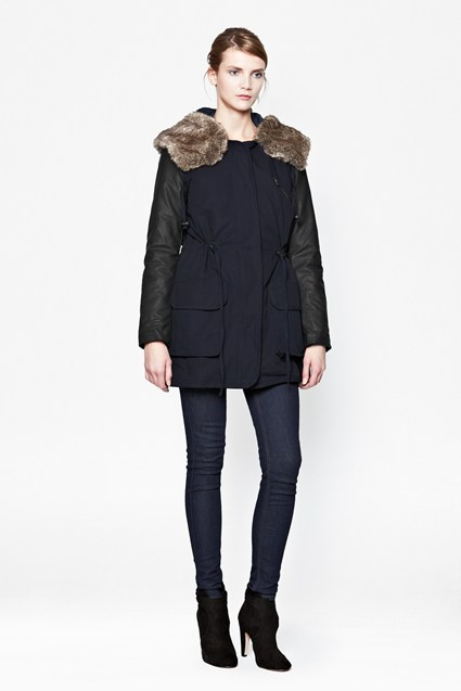 Snow Rhumba Hooded Parka