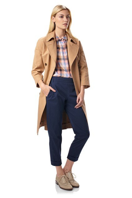 Fair Lady Trench Coat