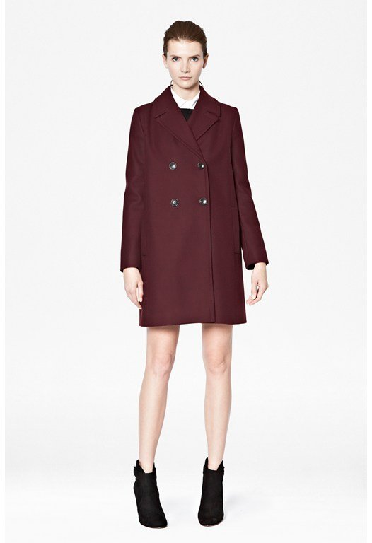 Madness Wool-Blend Coat
