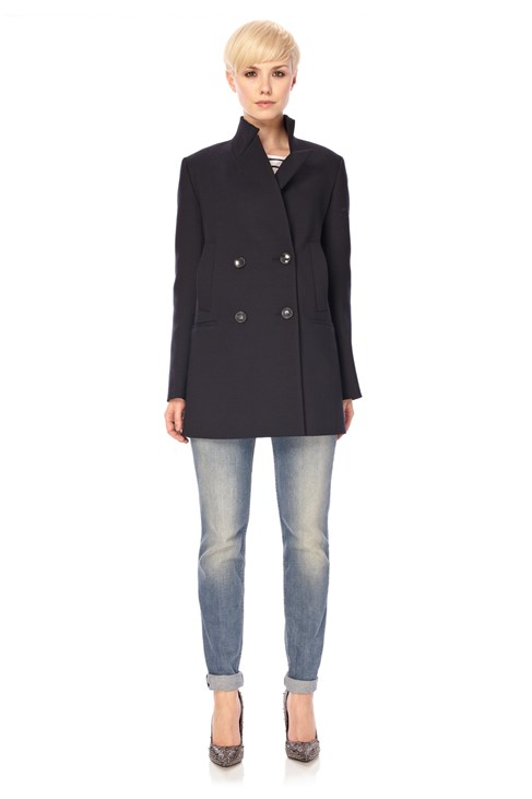 Nico Wool Collared Coat