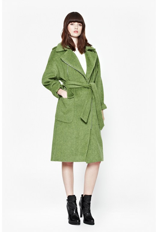 Emma Wool Coat
