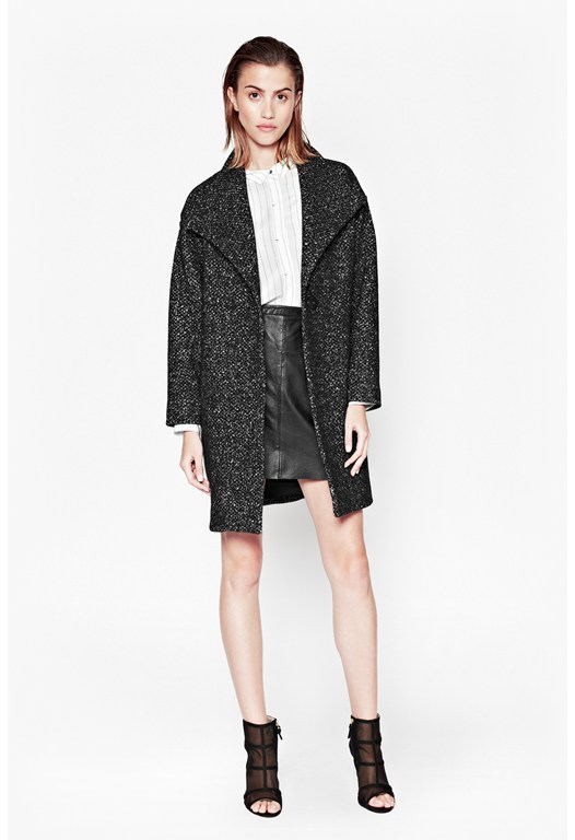 Willow Wool Oversized Coat