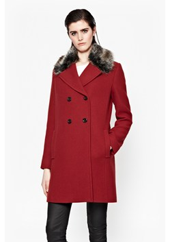 Imperial Double-Breasted Wool Coat