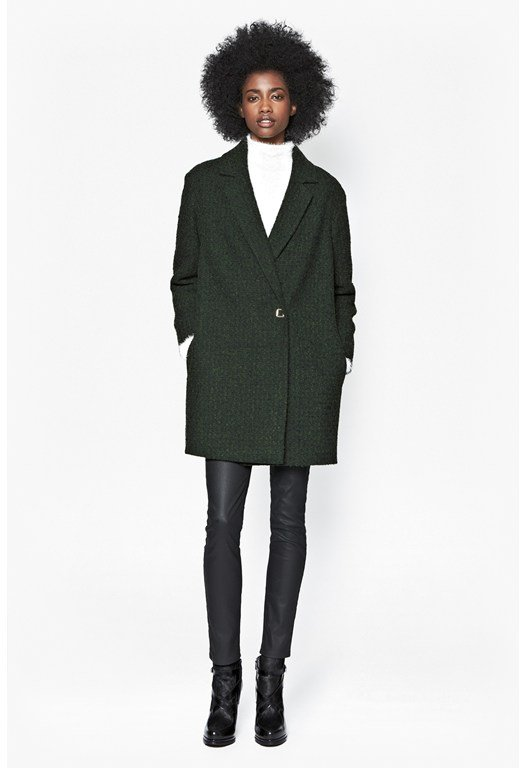 Capri Textured Coat