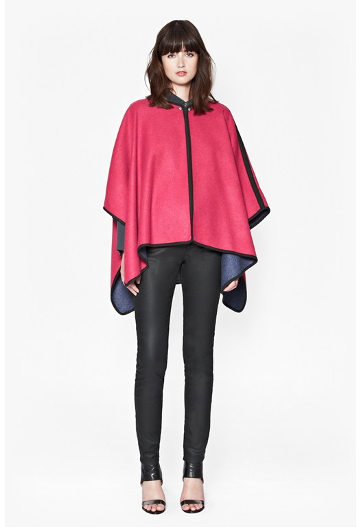 Whitney Reversible Cape