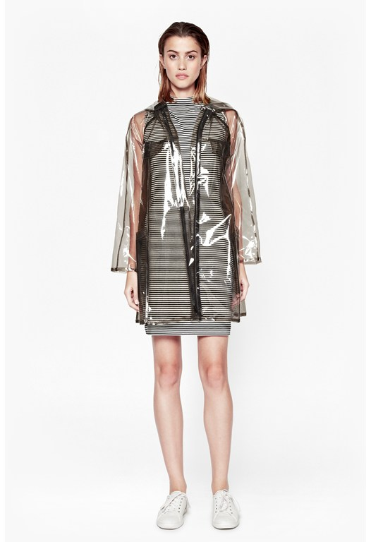 Angel Sheer Raincoat