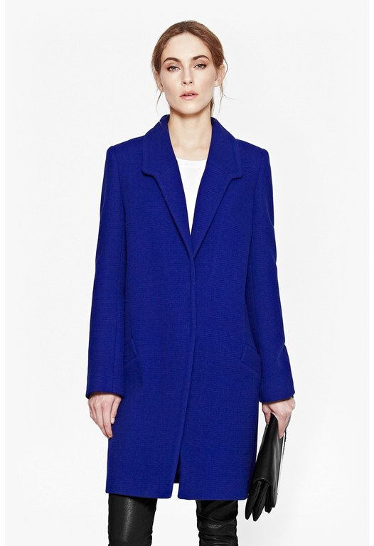 Jackson Oversized Wool Coat