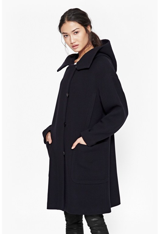 Mia Wool Duffle Coat